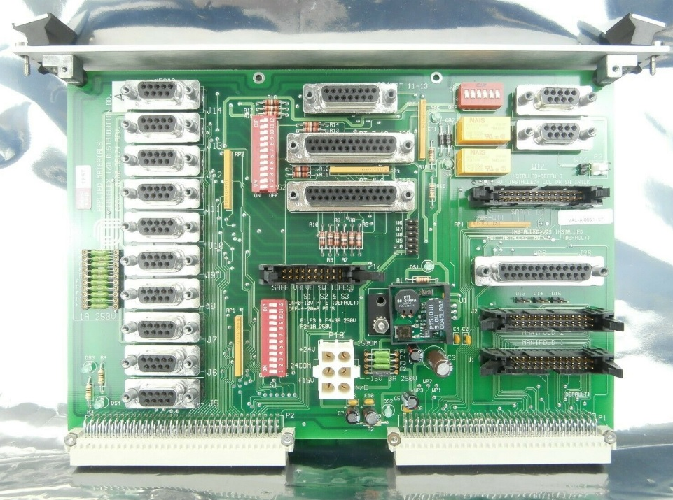 0100-35124 PCB,SERIPLEX I/O DISTRIBUTION