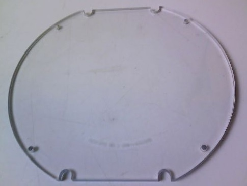0020-28711 VIEWPORT SHIELD, 10