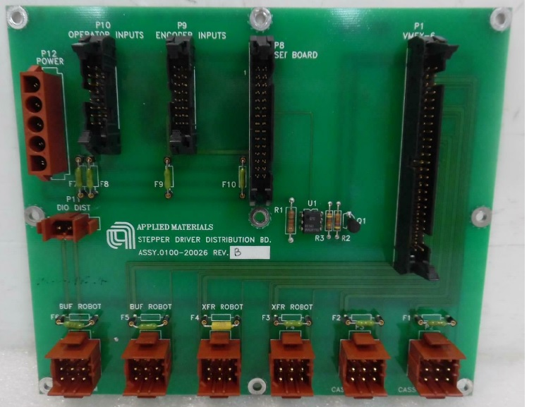 0100-20026 wPCB ASSY,STEPPER DRIVER DISTRIBUTION