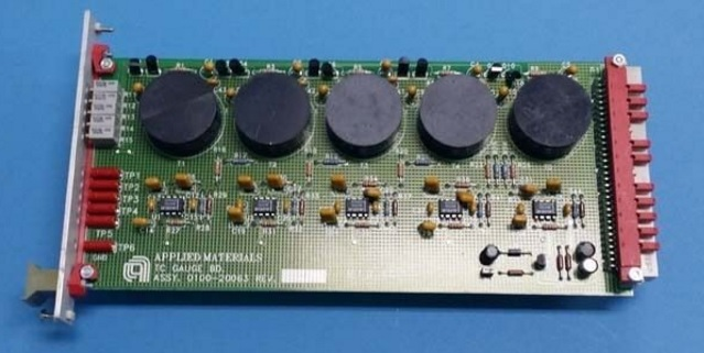 0100-20063 PCB ASSY, TC GAUGE