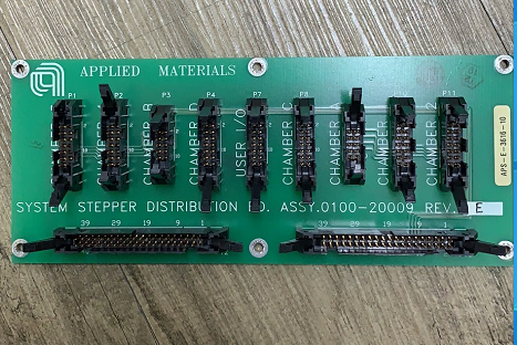 0100-20009  wPCB ASSY, SYSTEM STEPPER DISTRIBUTION